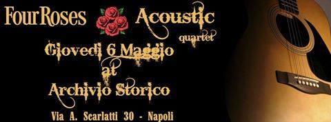 Four Roses – Acoustic 4et